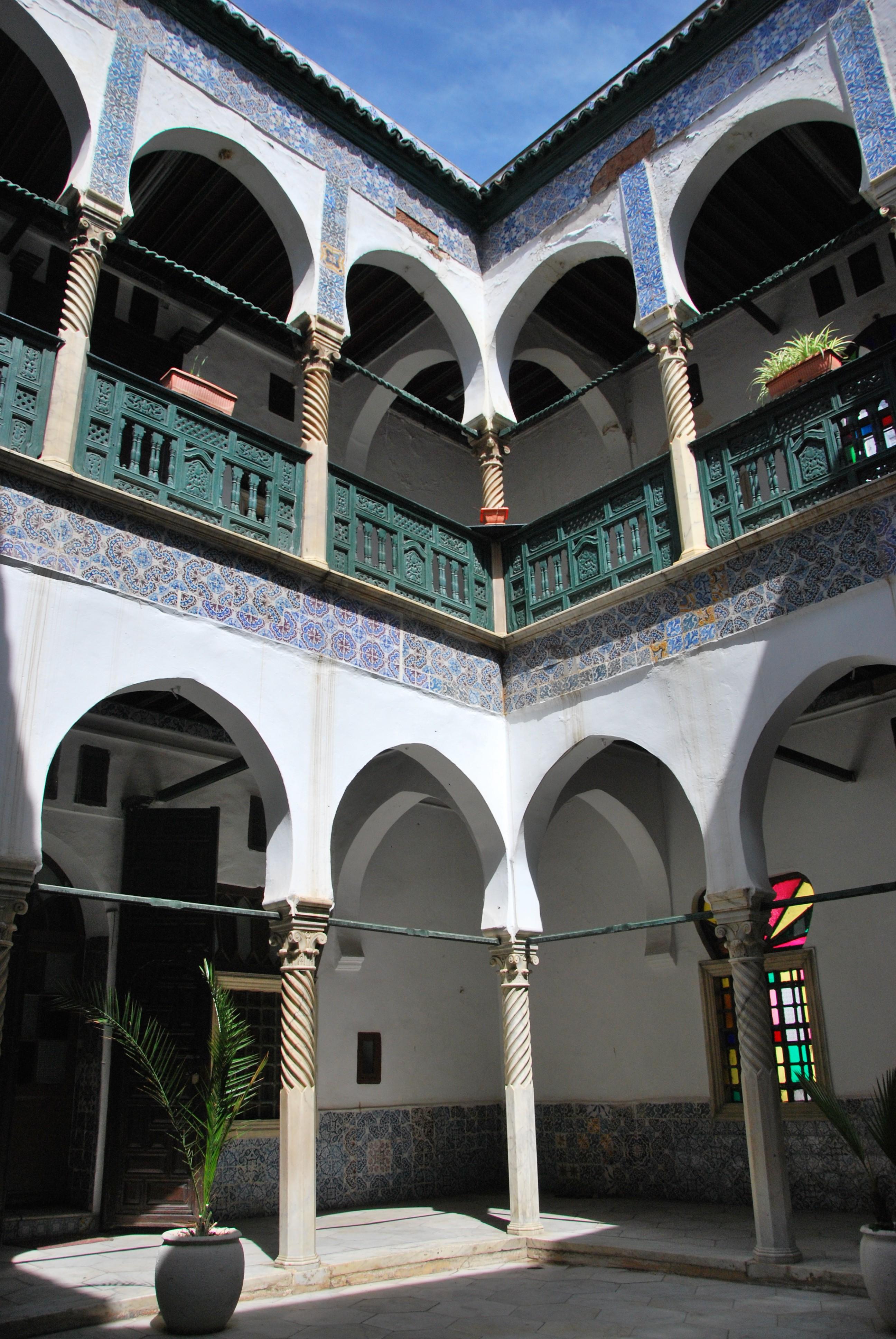 Dar al-Hamra (Alger), le siège du CNRA